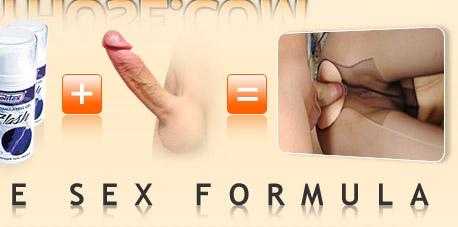 Sex Formula Pantyhose Clad 85